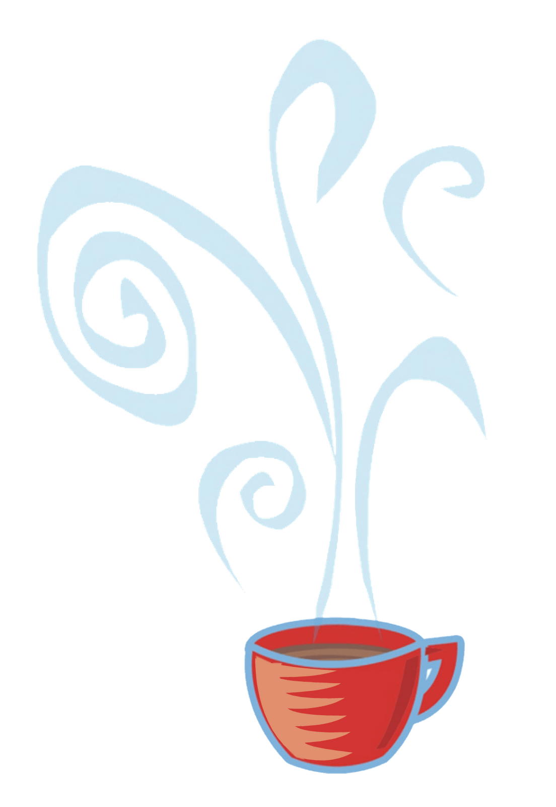 Steam clipart hot steam. Free coffee cliparts download