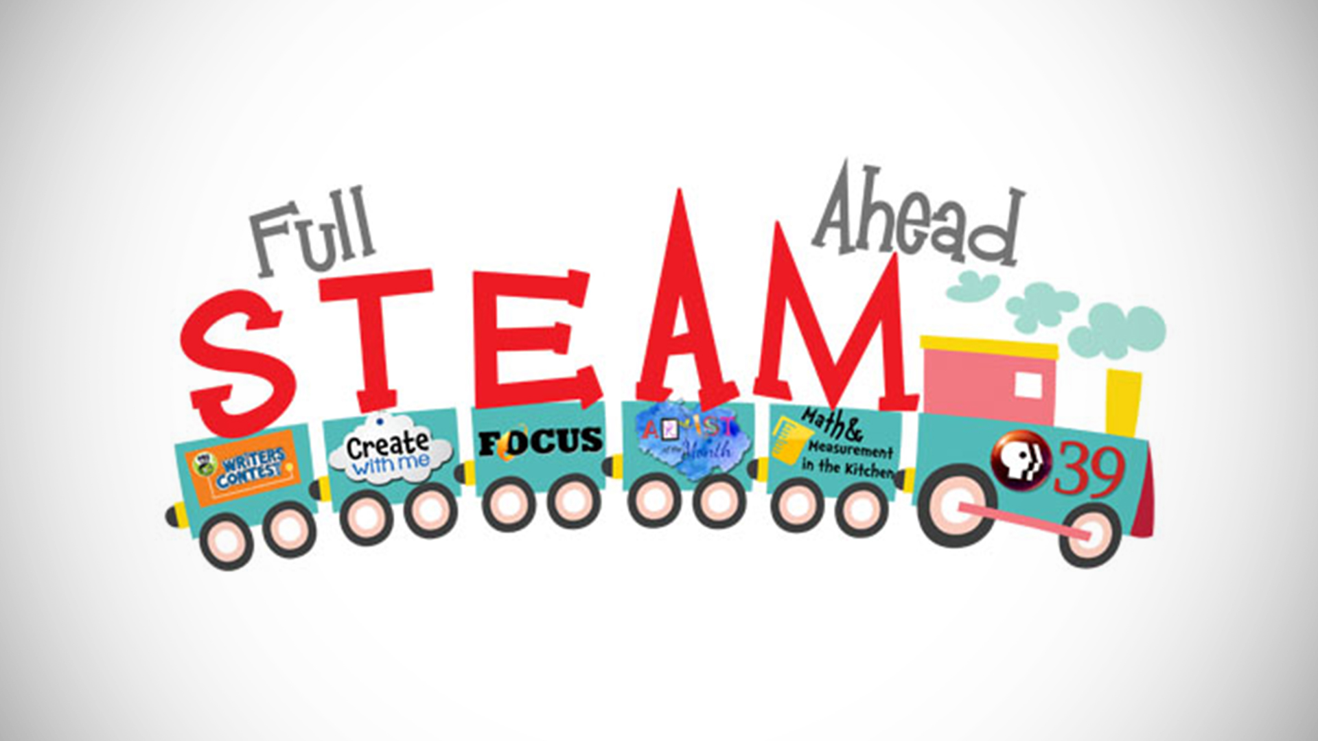 Steam clipart steam education. Pbs full ahead