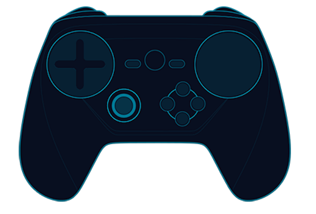 Steam controller png, Picture #543120 steam controller png