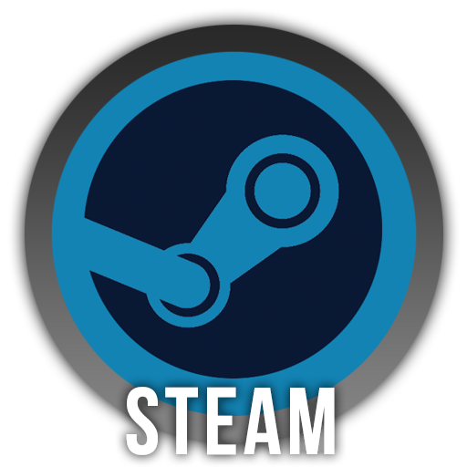 Steam icon png. Free blue download other