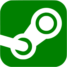 Steam logo png. Green icon free site