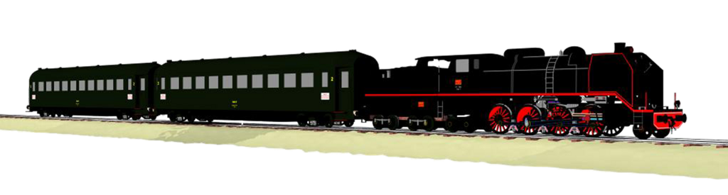 Steam train png. By mysticmorning on deviantart
