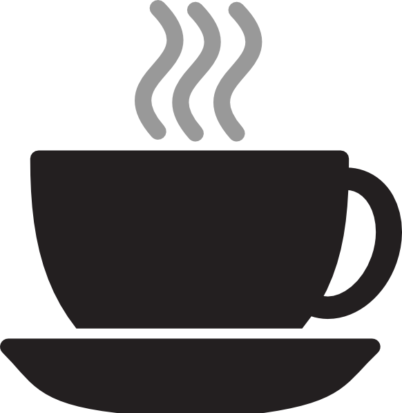 Steaming cup of coffee png. Clip art at clker