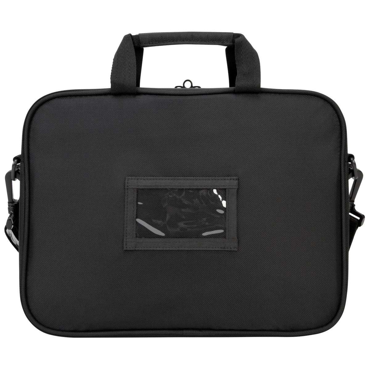 Steampunk clear briefcase png. Intellect slim laptop black
