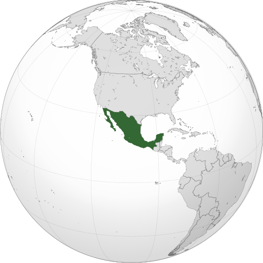 mexico map png