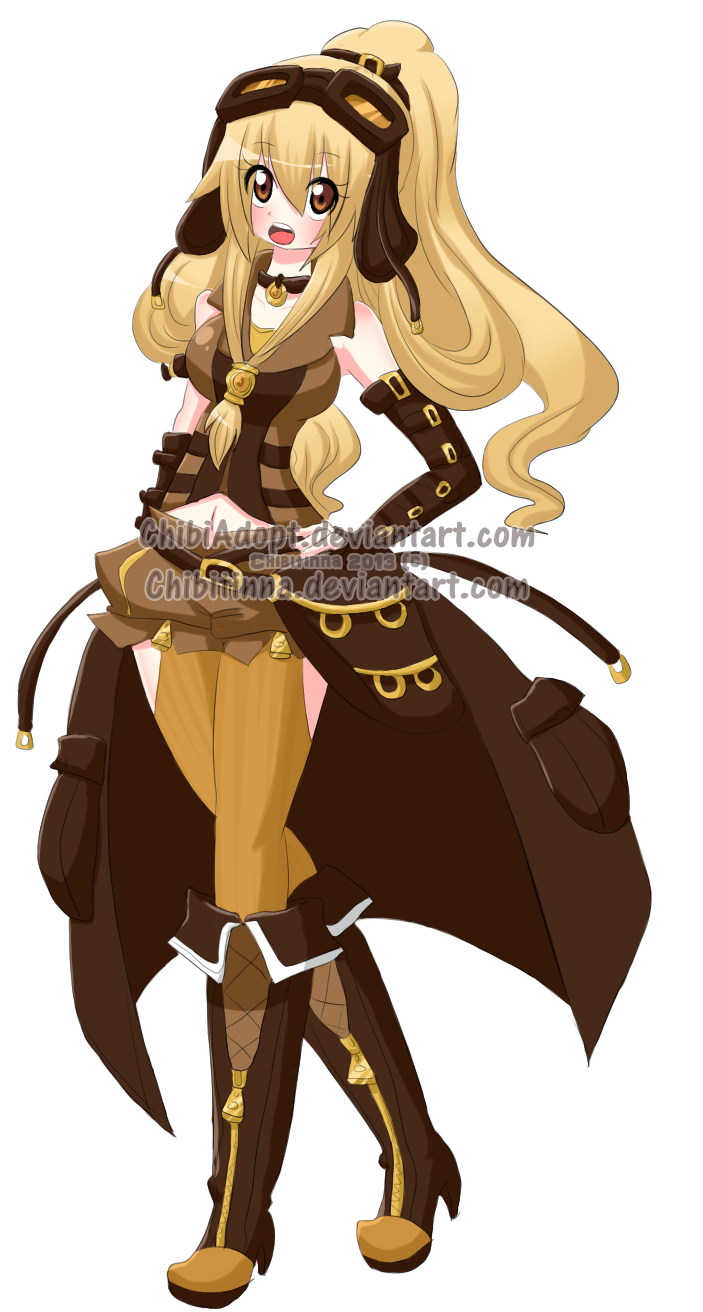 Steampunk girl png. Image result for cartoon