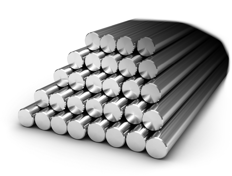 Steel bar png. Stainless stock metal transprent