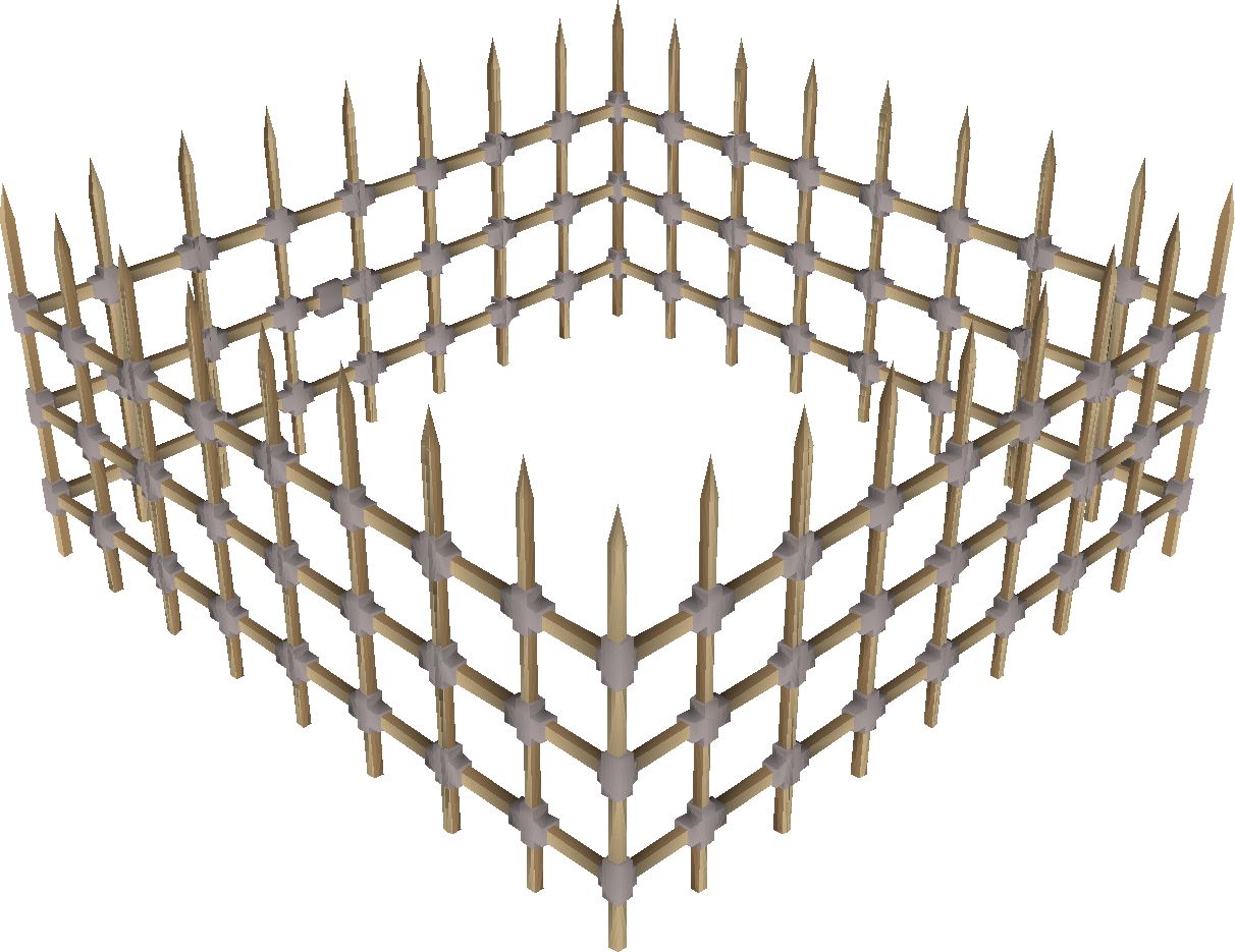 Steel cage png. Image oak and built
