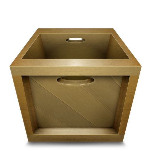 Steel crate png. Applications by c inator