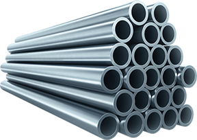 Transparent pipes steel. Seamless pipe karon engineering