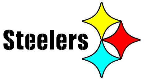 Steelers golden letters png. Free pittsburgh logo download