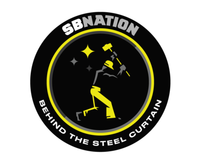 Steelers vector steel. Behind the curtain a
