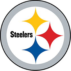 Steelers golden letters png. The black gold brigade