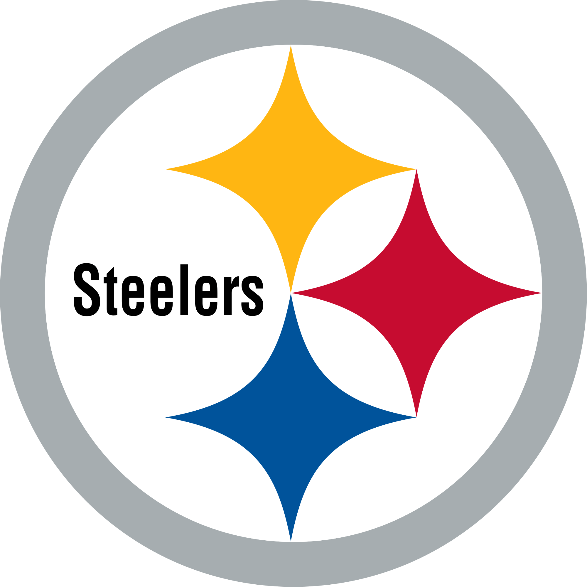 Steelers logo png. Pittsburgh transparent stickpng download