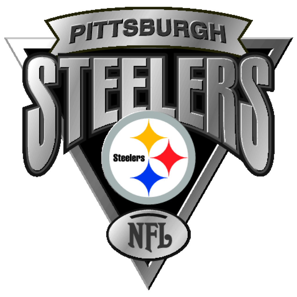 Steelers vector official. Logo clip art free