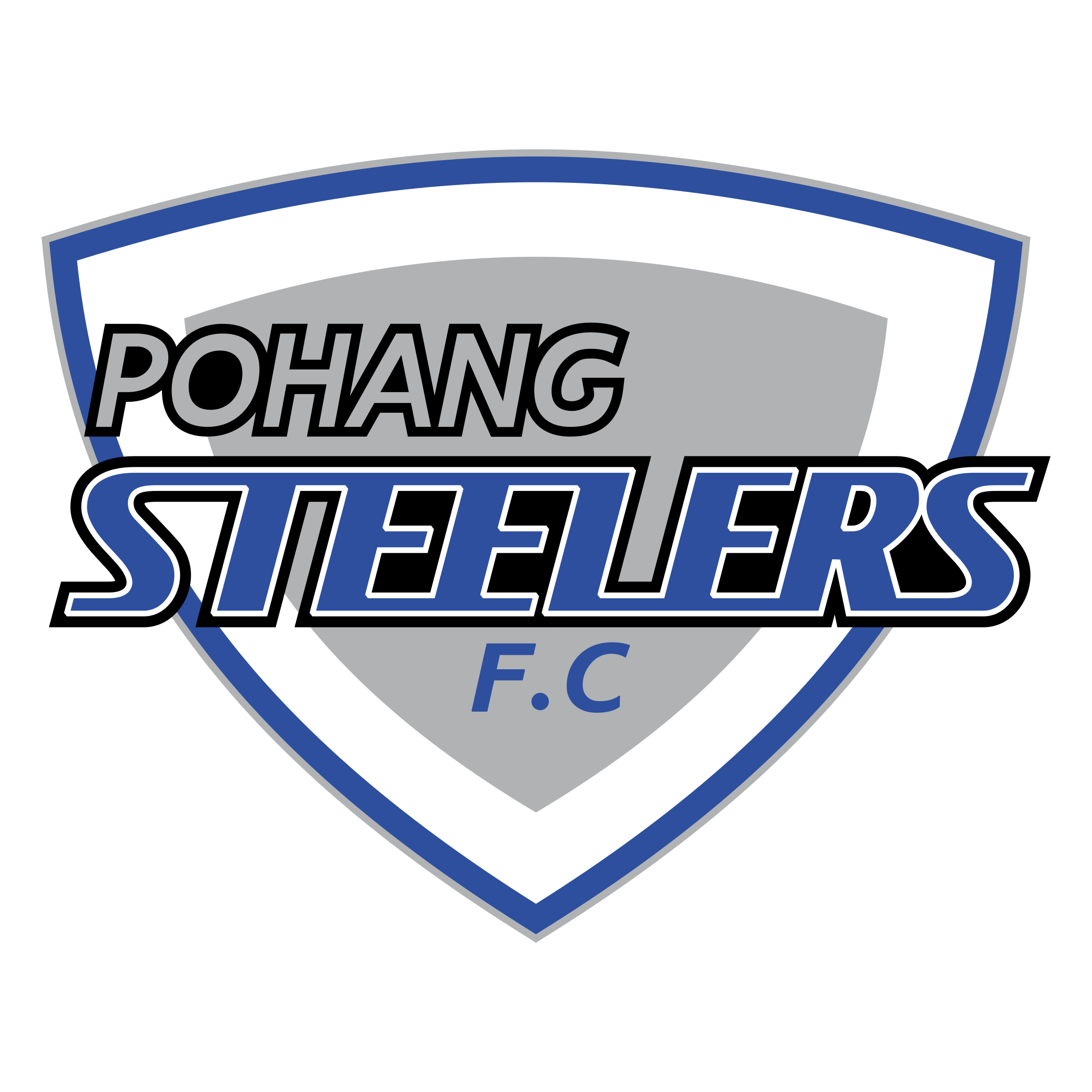 Steelers vector large. Pohang logo png transparent