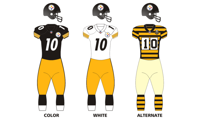 Steelers vector official. Archivo pittsb uniforms png