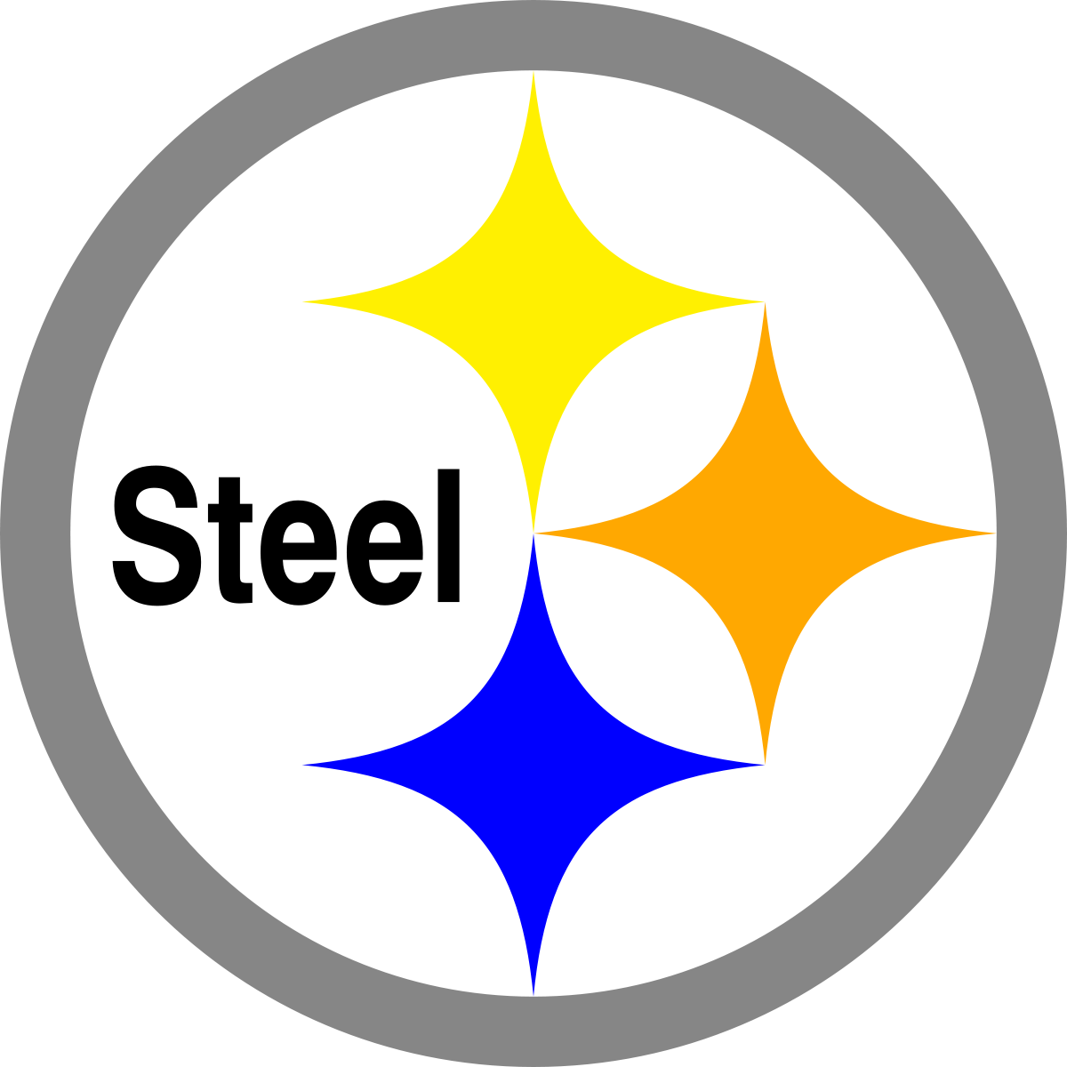 Steelers vector logo. Steelmark wikipedia