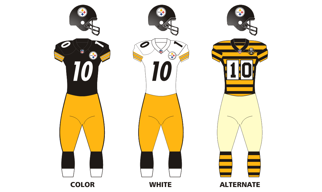 File pittsb steelers uniforms. Superbowl drawing odell svg black and white library