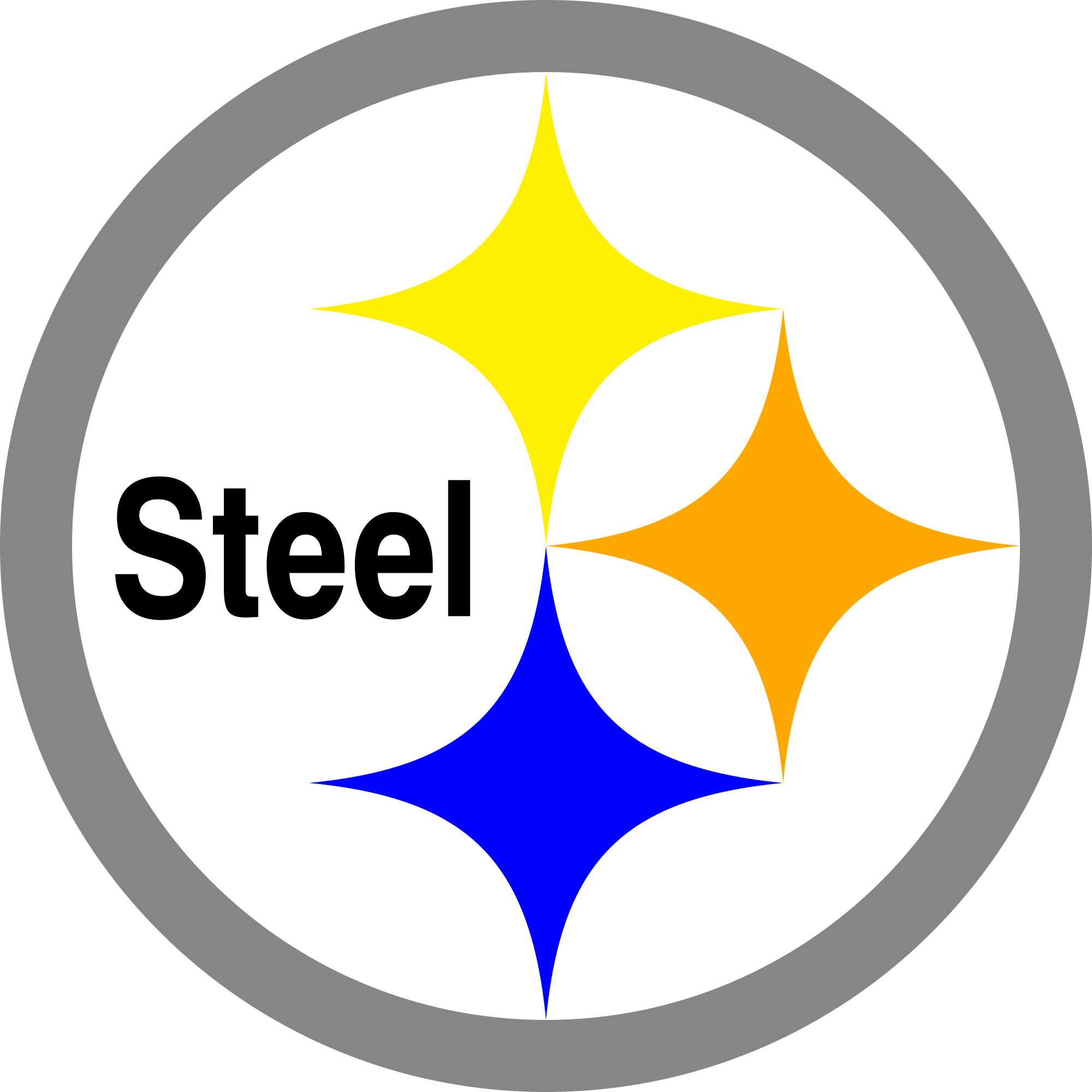 Steelers vector pittsburgh. File steelmark logo svg