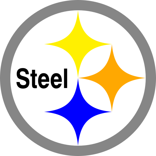 Steelers vector printable. Logo clip art best