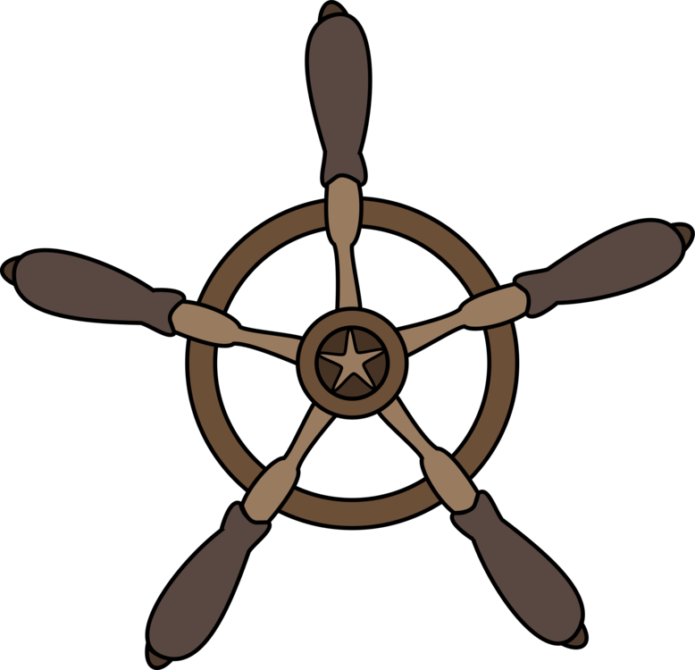 Ship rudder boat motor. Steering clipart picture library library