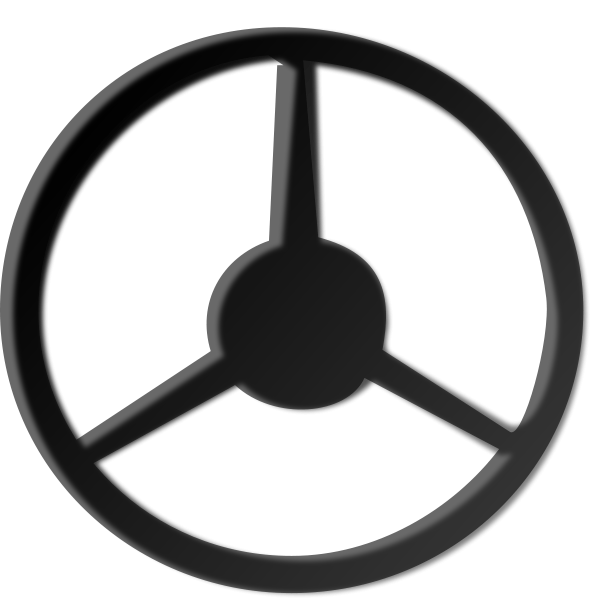 Steering wheel clipart png muscle car. Panda free images wheelclipart