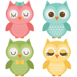 Stencil svg cute owl. Miss kate cuttables product