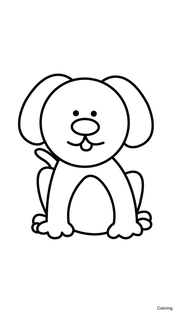 Puppy by at getdrawings. Step drawing png freeuse library