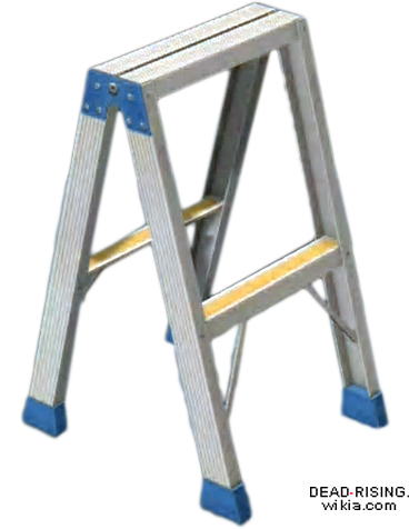 Step ladder png. Image dead rising wiki