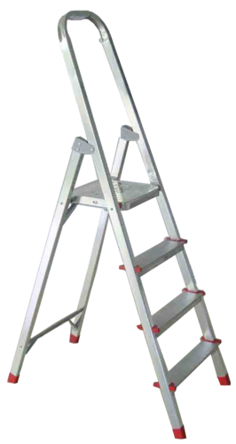 Step ladder png. Aluminum ladders at rs