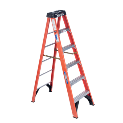 Step ladder png. Werner nxt a