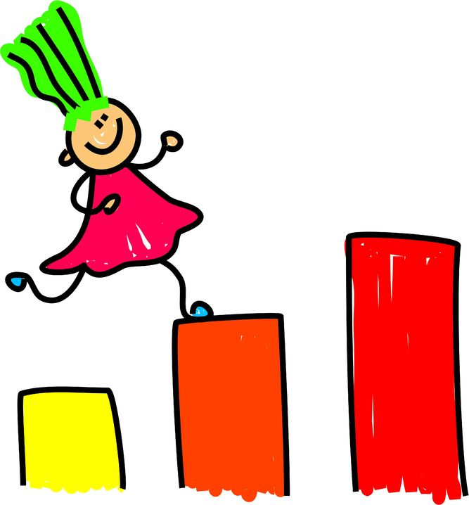 Steps clipart student growth. Here s a radical