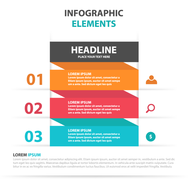 Steps vector business infographic. Arrows timeline ai eps