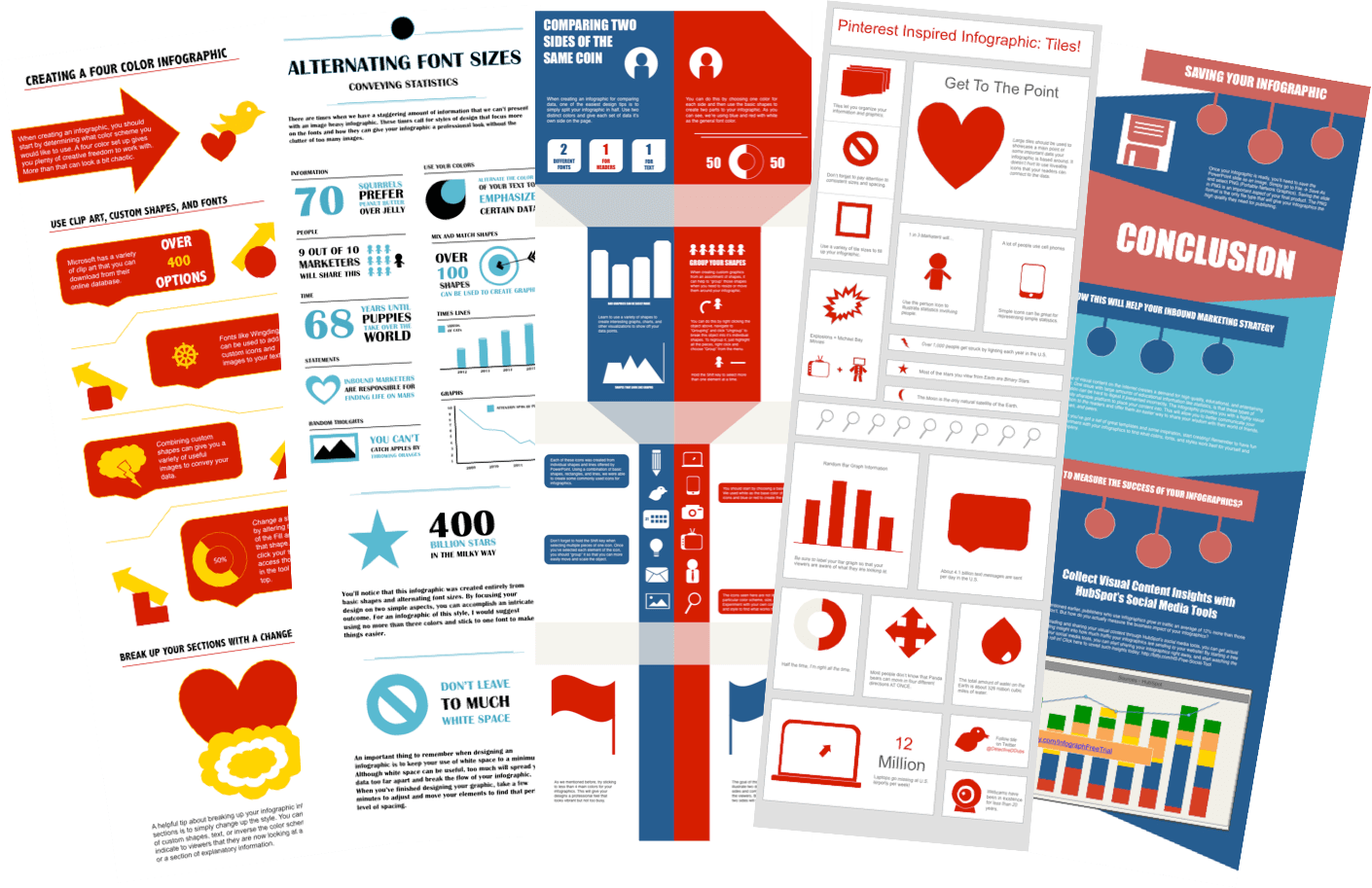 Steps vector business infographic. Learn how to create