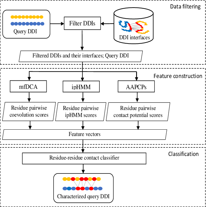 Steps vector three. The framework of proposed
