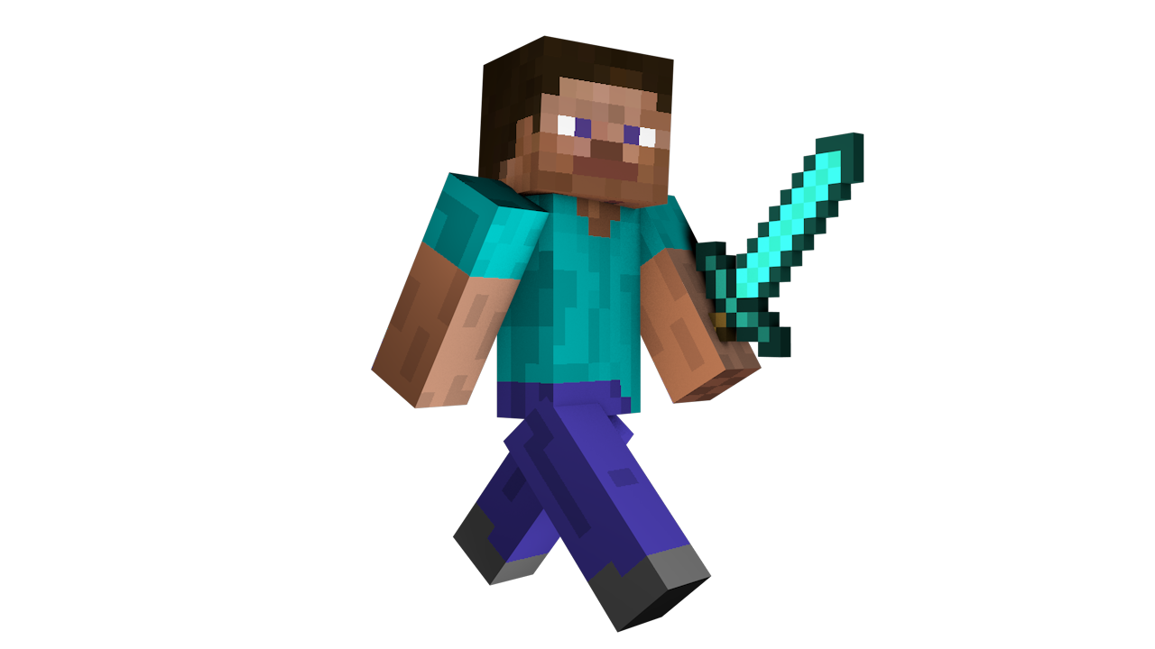 Steve minecraft png. Image world fighters wikia