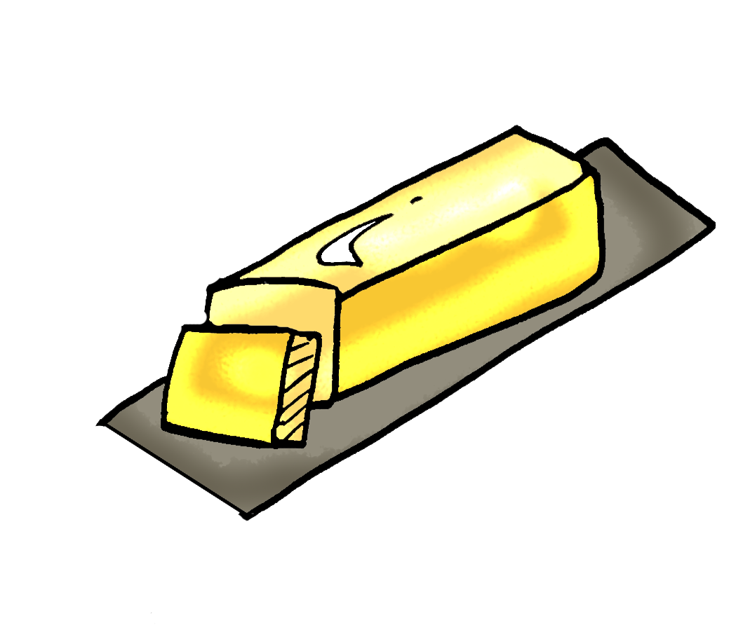 Stick butter png. Collection of clipart