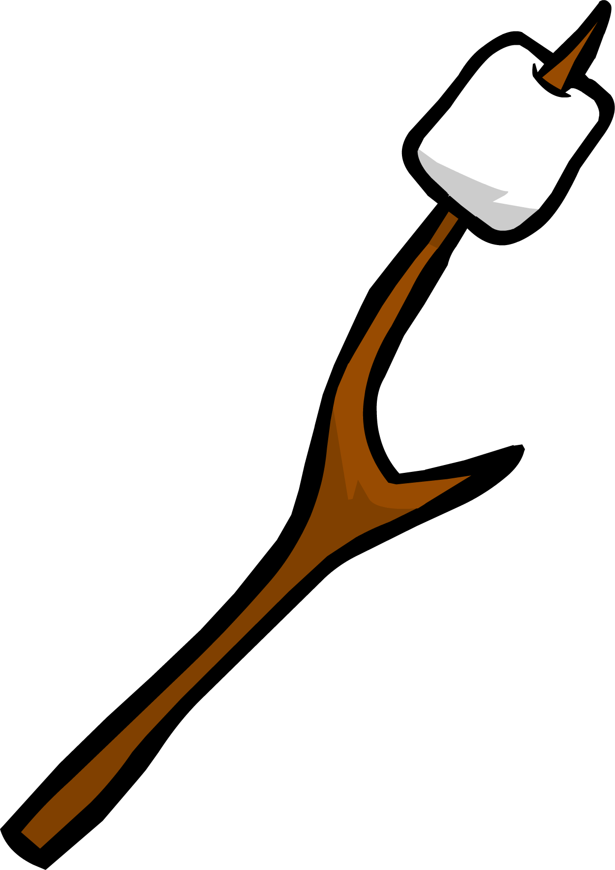 Stick clipart. Marshmallow transparent png stickpng vector library