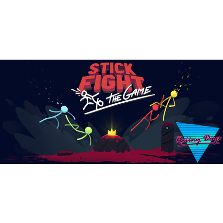 Stick fight the game logo png. Steam key games gameflip