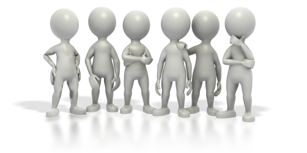Stick figure group png. Action toy figures animation