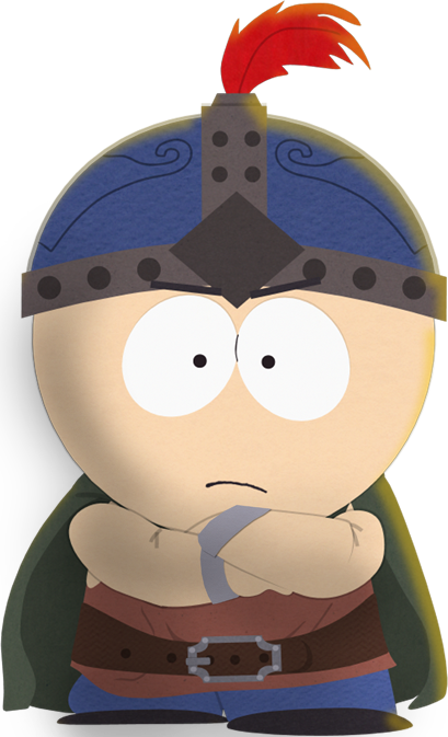 Cartman drawing truth. New south park the