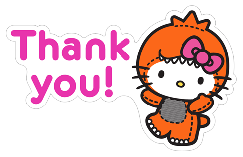 Sticker line png download. Free hello kitty halloween