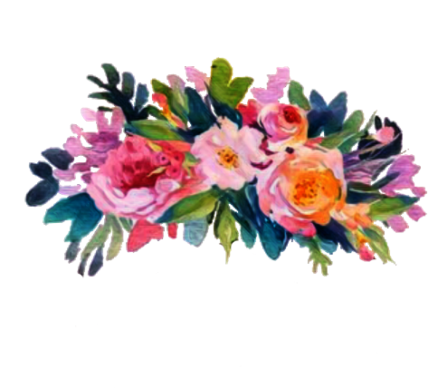 Floral flowers headband flowercrown. Sticker transparent flower crown svg black and white library