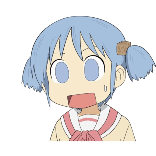 Stickers transparent anime. Telegram sticker from collection