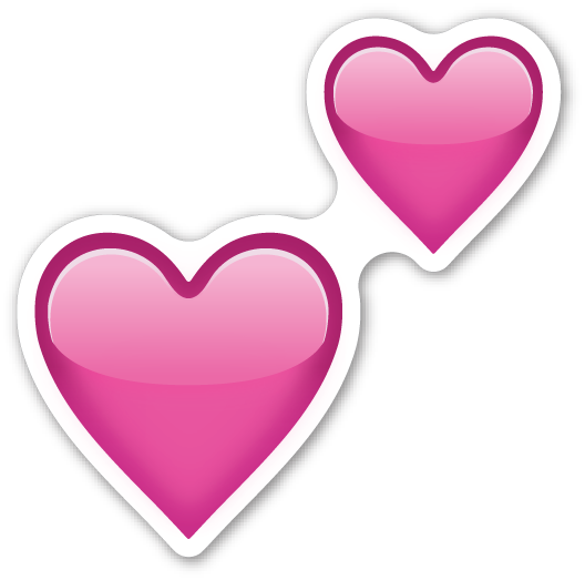 Stickers vector heart sticker. Face with tears of