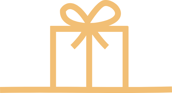 Vector present gift packaging. Free online boxes for