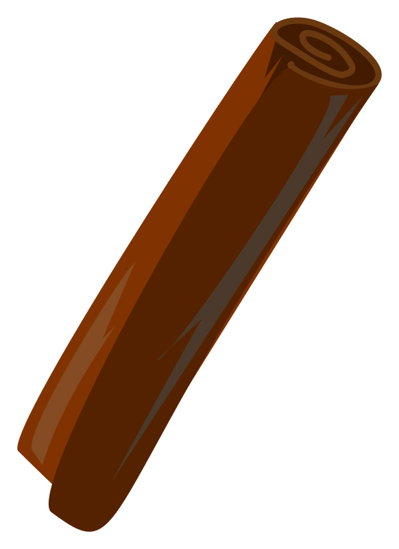 cinnamon transparent stick