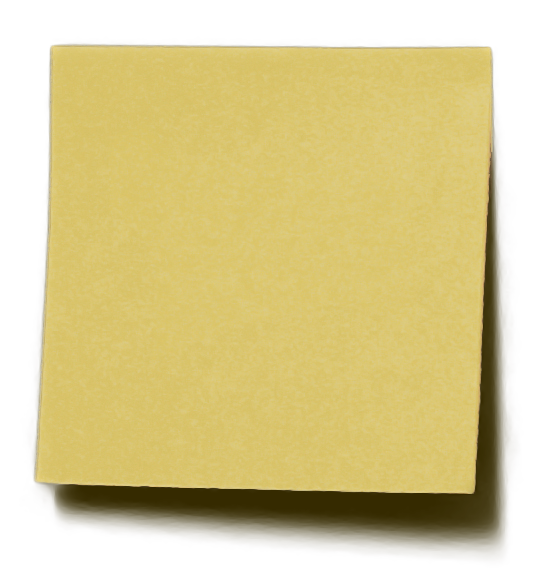Sticky note png transparent background. File post it wikimedia