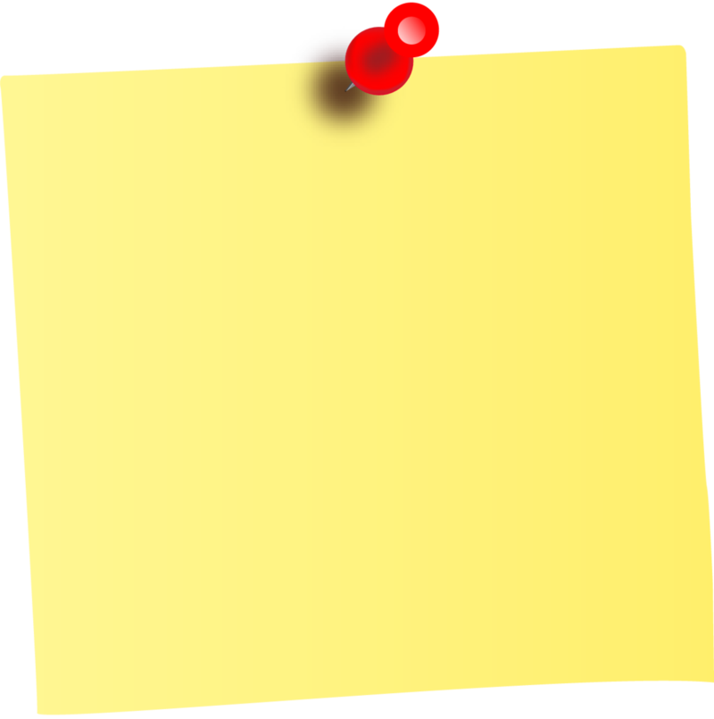 Colorful sticky notes png. Download free note image